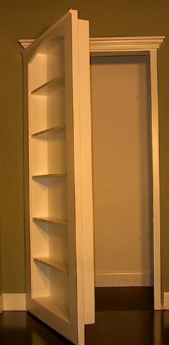 & Hide A Door - Secret Doors and Hidden Passageways